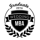 Wedding MBA - 2016 Graduate