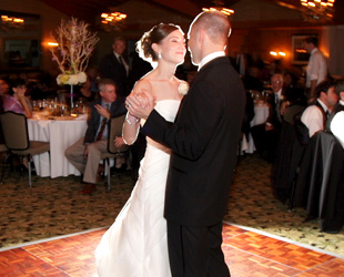 More than DJs, we provide true wedding MCs who will guide you through every step of your reception.