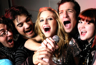 Seattle's Best Karaoke DJ makes any Seattle Karaoke Wedding all that more fun. It's perfect for any Northwest Karaoke Party too! Think:  American Idol Party or the Voice Themed Party.